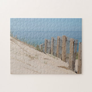 Ocean beach and sand dunes at Race Point Puzzles