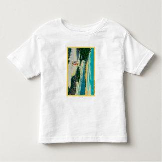 Ocean Beach at Carmel, CACarmel, CA Toddler T-Shirt