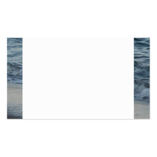 Ocean Beach Business Cards Customizable 1