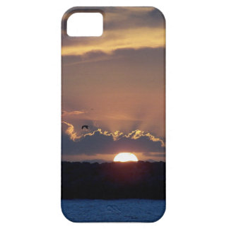 Ocean Beach Sunset California Coast Barely There iPhone 5 Case