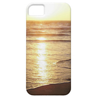 Ocean Beach Sunset California Coast iPhone 5 Cover