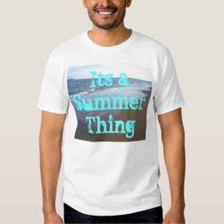 Ocean Beach Tshirt Its a Summer Thing CricketDiane