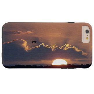 Ocean Beach Waves Sea California Coast Tough iPhone 6 Plus Case
