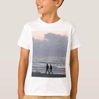Ocean Beaches Sunset Clouds Shirt