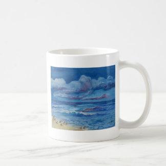 Ocean Birds Coffee Mug