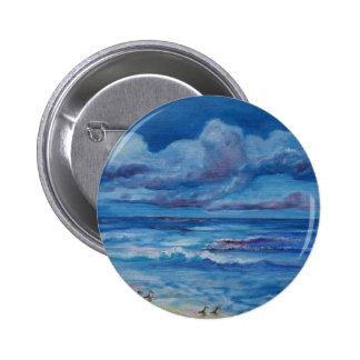 Ocean Birds Pins
