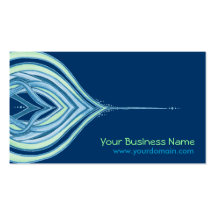 Ocean Blossom | Customisable Business Cards