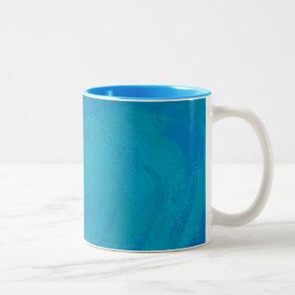 Ocean Blue Mugs