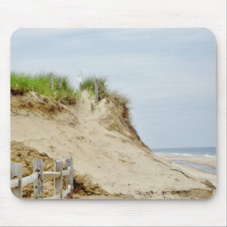 Ocean bluff mouse pad