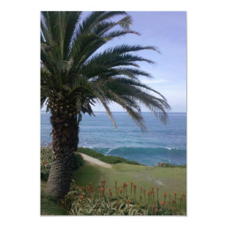 Ocean Breeze Special Event Invitation