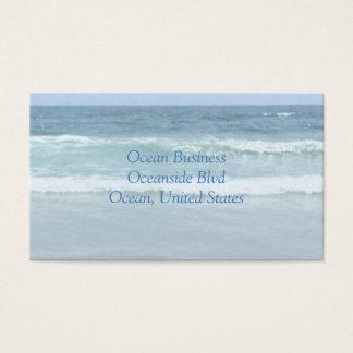 Ocean Business Cards