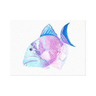 Ocean Candy Canvas Print