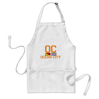 Ocean City. Aprons