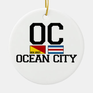 Ocean City. Christmas Ornament