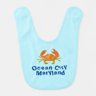 Ocean City Crab Bib