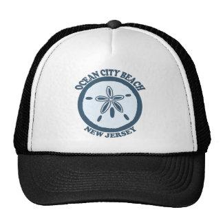 Ocean City. Mesh Hats