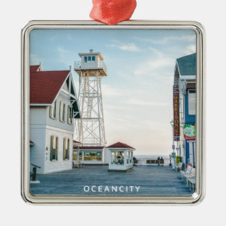 Ocean City Maryland. Christmas Ornament