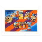 Ocean City Maryland MD Vintage Travel Postcard- Postcard