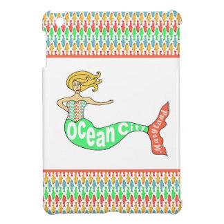 Ocean City, Maryland Mermaid Case For The iPad Mini
