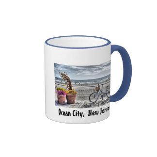 Ocean City New Jersey Mugs