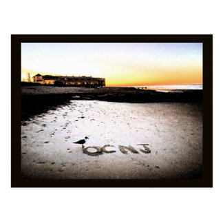 Ocean City, New Jersey Sunrise Post Card