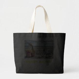 Ocean City  New Jersey Jumbo Tote Bag