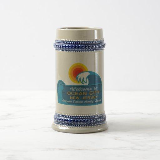 Ocean City NJ Mug