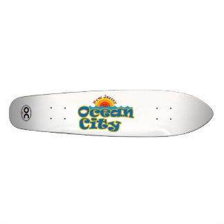 Ocean City NJ Skateboard Deck