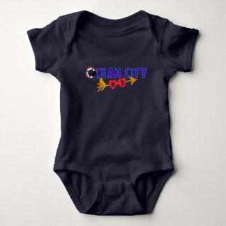 Ocean City Summer Baby Bodysuit