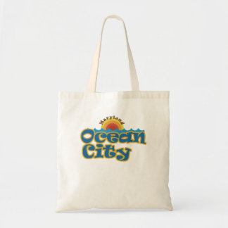 Ocean City. Tote Bag