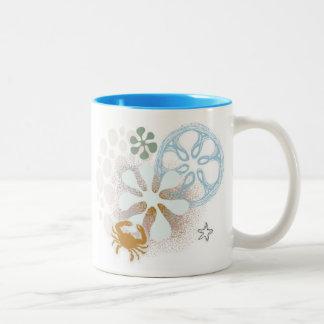 Ocean Coastal Crab - mug
