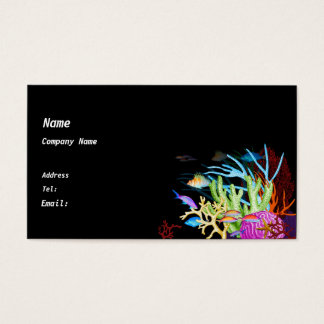Ocean Colors Business Card
