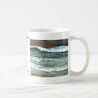 Ocean Comfort - CricketDiane Ocean Art Basic White Mug