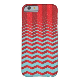 Ocean Coral Chevron Iphone Cover