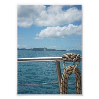 Ocean Cruise Photo Print