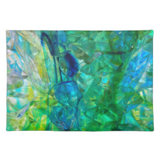 Ocean Crystals 2 Placemat