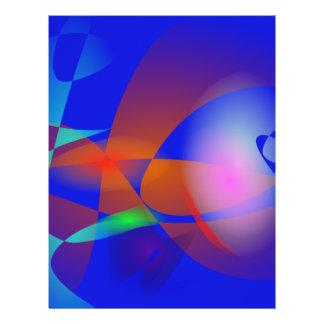 Ocean Current Full Color Flyer