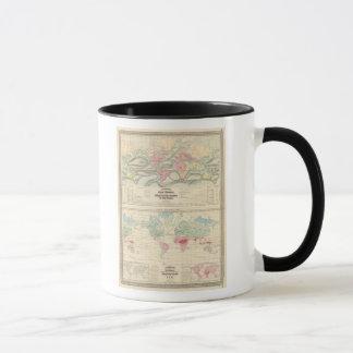 Ocean Currents and the Great River Basins Mug