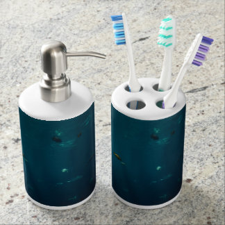 Ocean Depths Bath Set