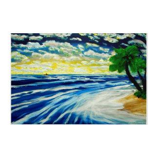 Ocean Dreams Acrylic Wall Art