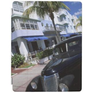 Ocean Drive, Miami Beach Florida iPad Cover
