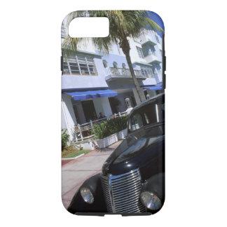 Ocean Drive, Miami Beach Florida iPhone 8/7 Case