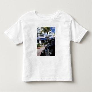 Ocean Drive, Miami Beach Florida Toddler T-Shirt