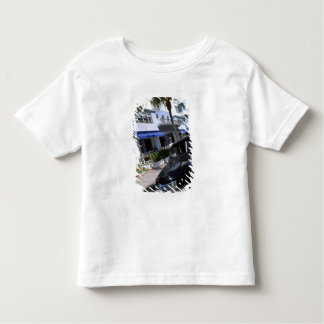 Ocean Drive, Miami Beach Florida Toddler T-Shirt