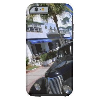 Ocean Drive, Miami Beach Florida Tough iPhone 6 Case