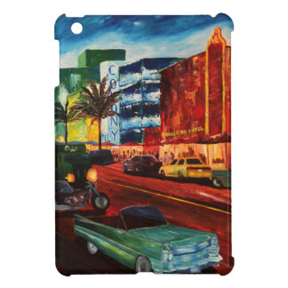 Ocean Drive Miami With Mint Cadillac Case For The iPad Mini