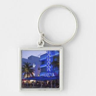 Ocean Drive, South Beach, Miami Beach, 2 Key Ring