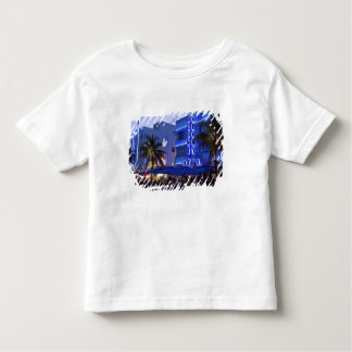 Ocean Drive, South Beach, Miami Beach, 2 Toddler T-Shirt