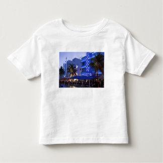 Ocean Drive, South Beach, Miami Beach, 2 Toddler T-Shirt