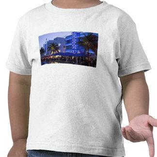 Ocean Drive, South Beach, Miami Beach, 2 Tee Shirts